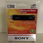 Sony USB flash drive (2GB)