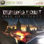 XBOX 360 game - Turning Point - Fall of Liberty